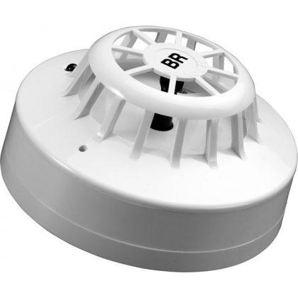 Apollo S65 hagyományos hő- és hősebesség érzékelő LED-el, BR típus