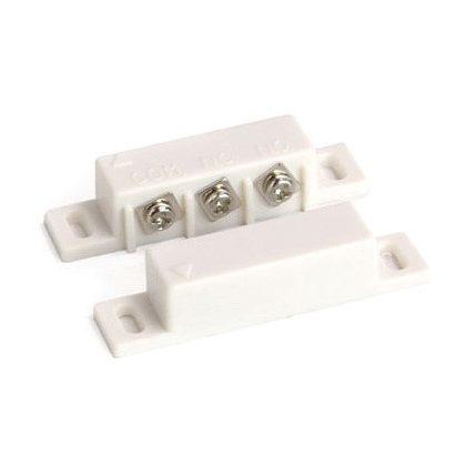 Fehér műanyag felületszerelt nyitásérzékelő FF03