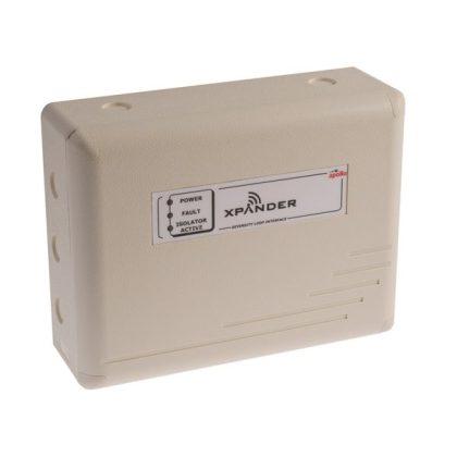 Xpander rádiós interfész izolátorral