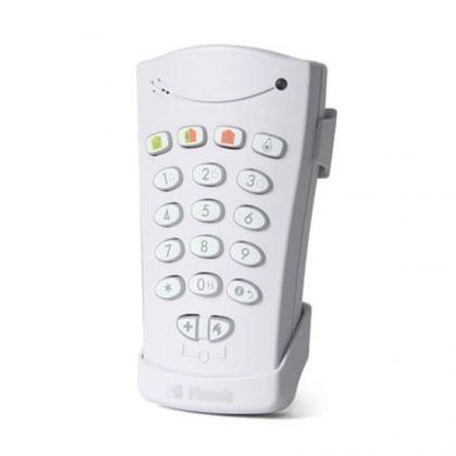 Visonic PowerG KP-141 PG2 kétutas rádiós kezelő, kiegészítőkkel (868 MHz)