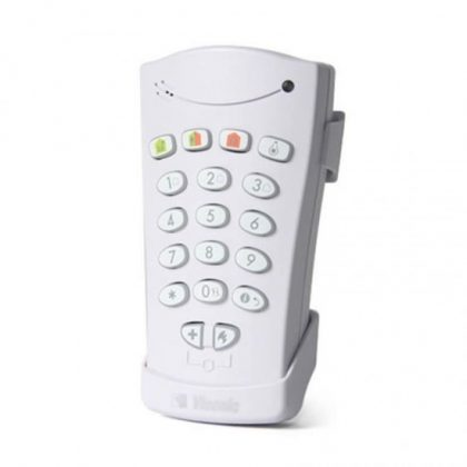 Visonic PowerG KP-141 PG2 two-way wireless keypad with accessories (868 MHz)