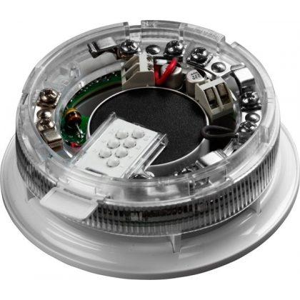 Apollo Discovery hang- fényjelző aljzatba szerelt izolátorral