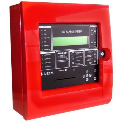 Global Fire JUNO-NET-EN54 címezhető tűzjelző központ (0 hurok)