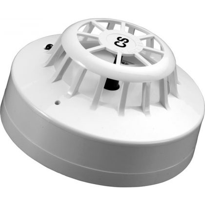 Apollo S65 CS Heat Detector with Flashing LED