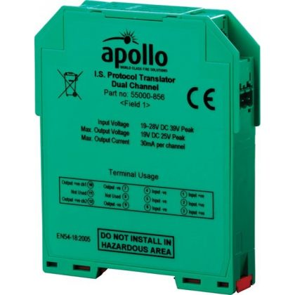 Apollo Protocol Translator (Dual Channel) XP95 I.S.