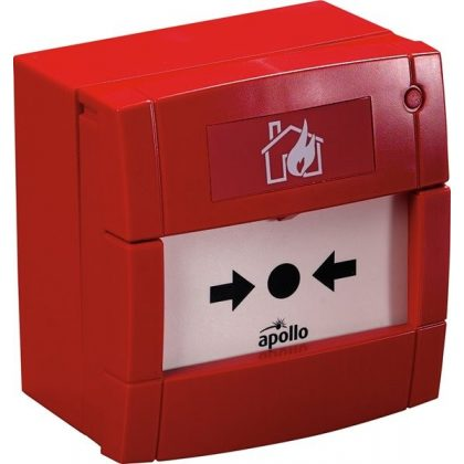 Apollo Manual Call Point without LED (Red)