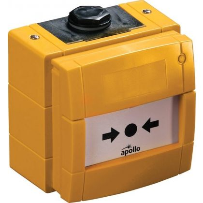 Apollo Waterproof Manual Call Point without LED (Yellow)