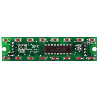 Global Fire JUNO-NET LED board