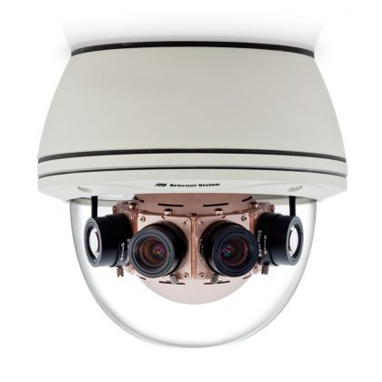 Arecont Vision 180° 8MP panoramic camera