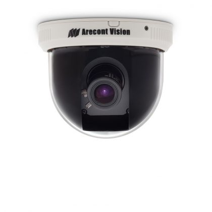 Arecont Vision 1115 dome camera with MPL33-12 variarfocal optics