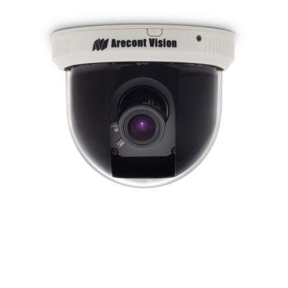 Arecont Vision 2115 dome kamera MPL33-12 varifokális optikával