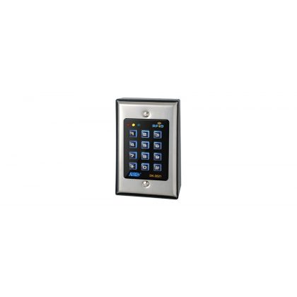 APO DK-2821 keypad with card reader