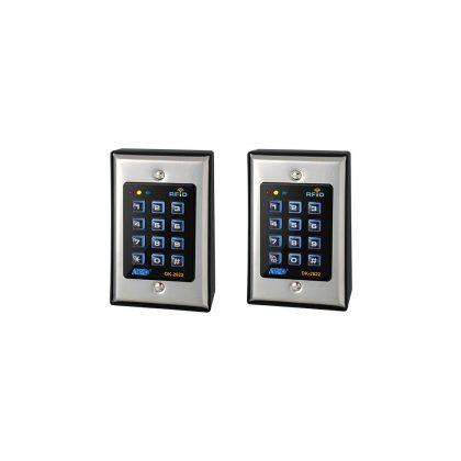 APO DK-2822A keypad with card reader