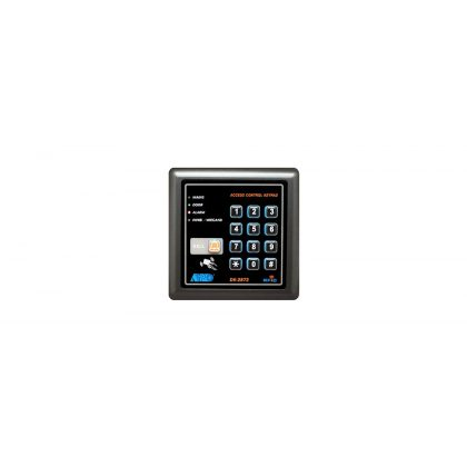 APO DK-2872 - MK-II three output full feature tri-tech keypad with card reader