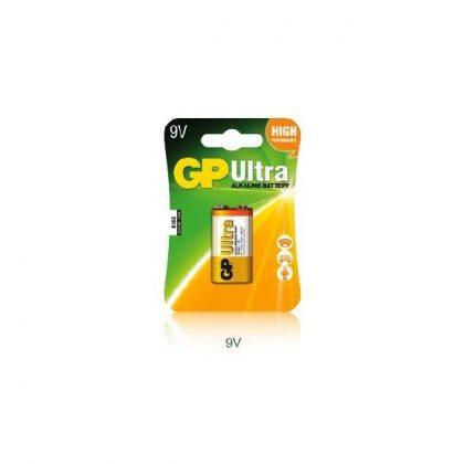 GP 1604 9V Ultra alkaline battery