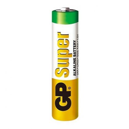 GP LR03 AAA 1,5V alkaline battery