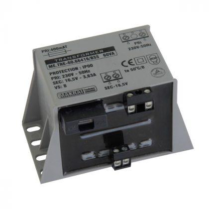 Makrai ME.TRE 60 (MKR-60) 16V 60VA transzformátor