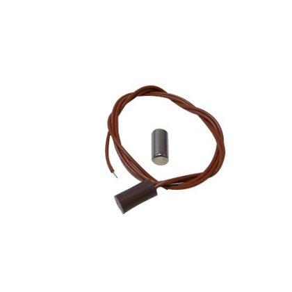 Brown plastic drillable opening sensor BB01