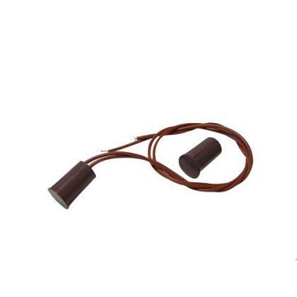 Brown plastic drillable opening sensor BB02