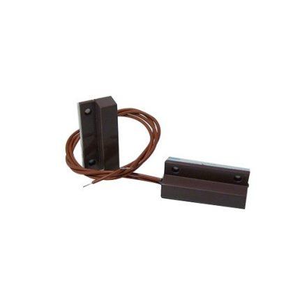 Brown plastic surface mounted opening sensor FB01
