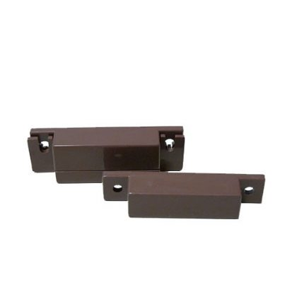 Brown plastic surface mounted opening sensor FB02