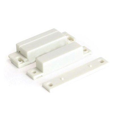 White plastic surface mounted opening sensor FF02