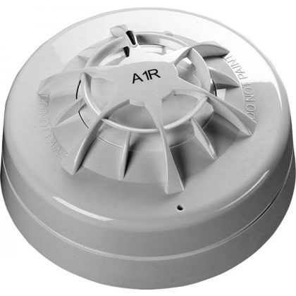 Apollo Orbis A1R Heat Detector with Flashing LED