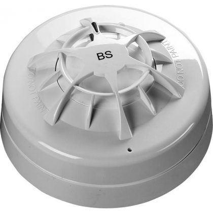 Apollo Orbis BS Heat Detector with Flashing LED