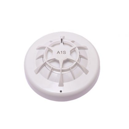 Apollo Orbis A1S Heat Detector with Flashing LED