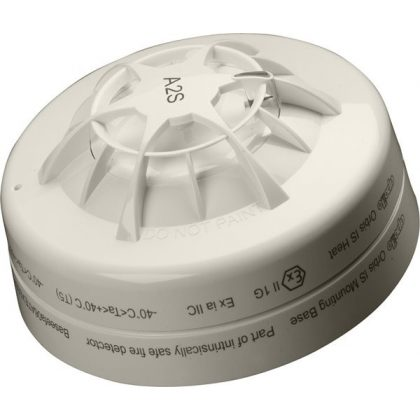 Apollo Orbis I.S. A2S Heat Detector with Flashing LED