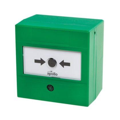 Apollo green manual call point