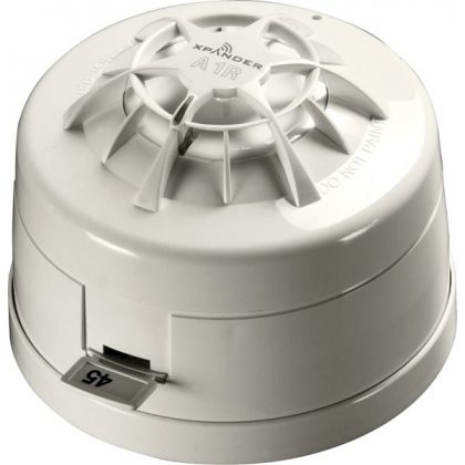 Apollo XPander A1R Heat Detector and Mounting Base