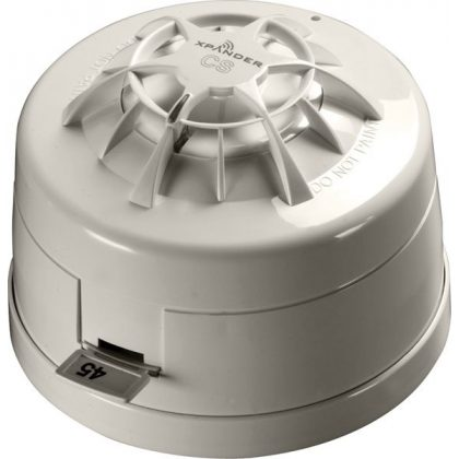 Apollo XPander CS Heat Detector and Mounting Base