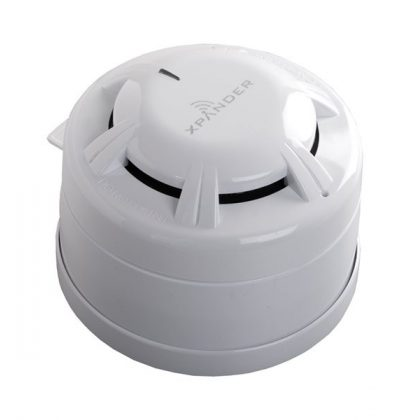 Apollo XPander Optical Smoke Detector and Mounting Base