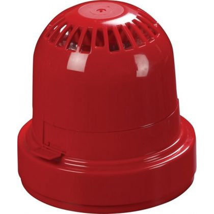 XPander rádiós hangjelző aljzattal (piros)