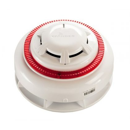 Apollo XPander Sounder Visual Indicator (Red) and Optical Smoke Detector