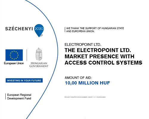 Electropoint Ltd. market presence with Access Control Systems